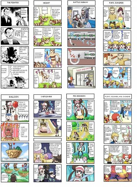 Tags: Anime, Soara, Pokémon SPECIAL, Pokémon, Excadrill, Mikan (Pokémon), Snorlax