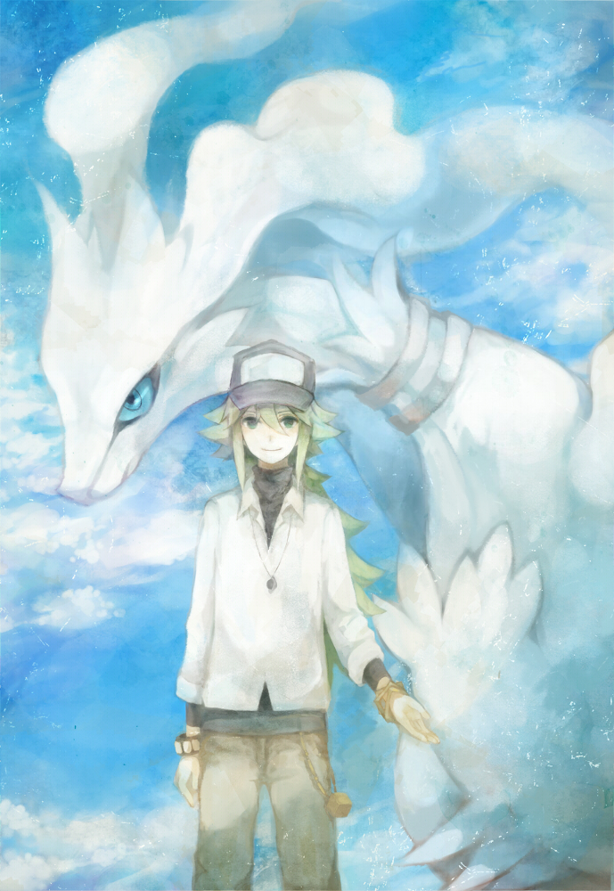 Pokemon Black Amp White Image 2286365 Zerochan Anime Image Board