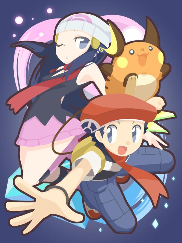 Pokémon Diamond Pearl Wallpaper 2510192 Zerochan Anime