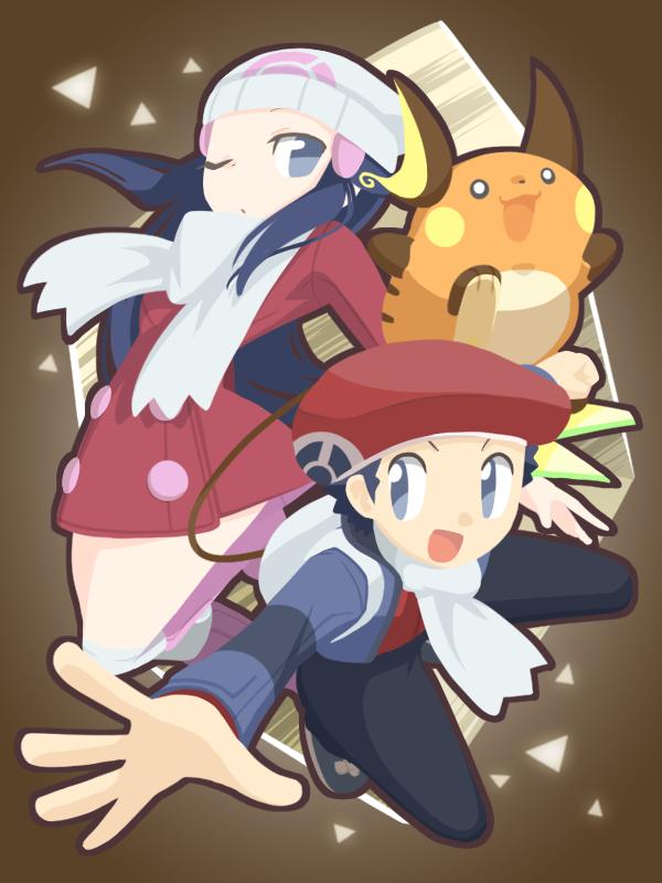 Pokémon Diamond Pearl Wallpaper 2510193 Zerochan Anime