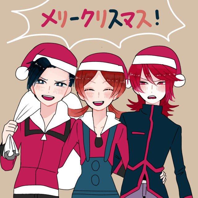 Tags: Anime, Udon (An Udonchan), Pokémon Gold & Silver, Pokémon, Kotone (Pokémon), Hibiki (Pokémon), Silver (Pokémon), Holding Bag, Twitter, Fanart