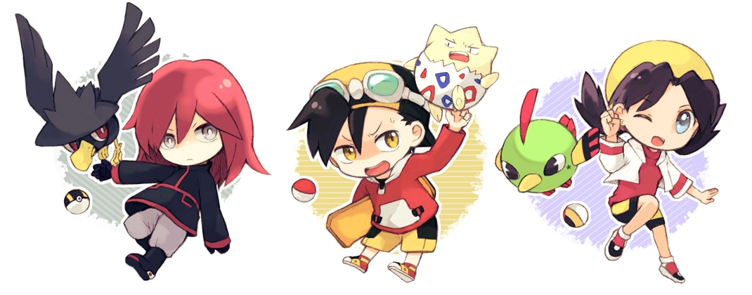 Anime chibi facebook covers