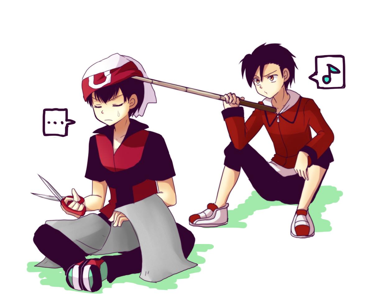 Pokémon SPECIAL (Pokémon Adventures) Image #159163 ...