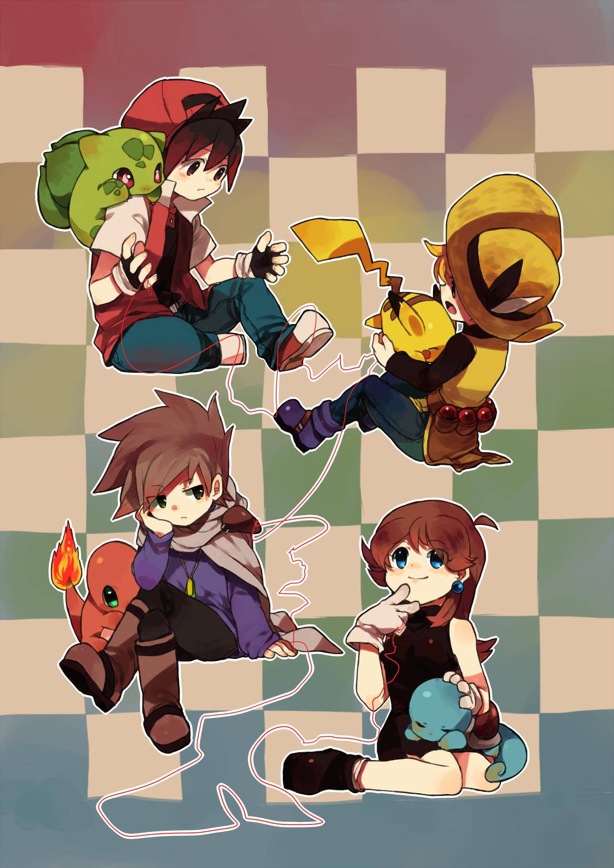 Pokemon Special Pokemon Adventures Mobile Wallpaper 1708122