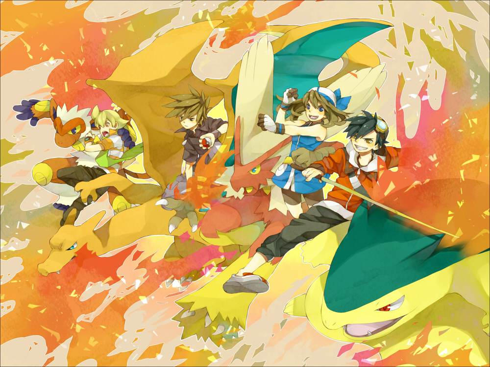 Haruka (Pokémon), Wallpaper - Zerochan Anime Image Board