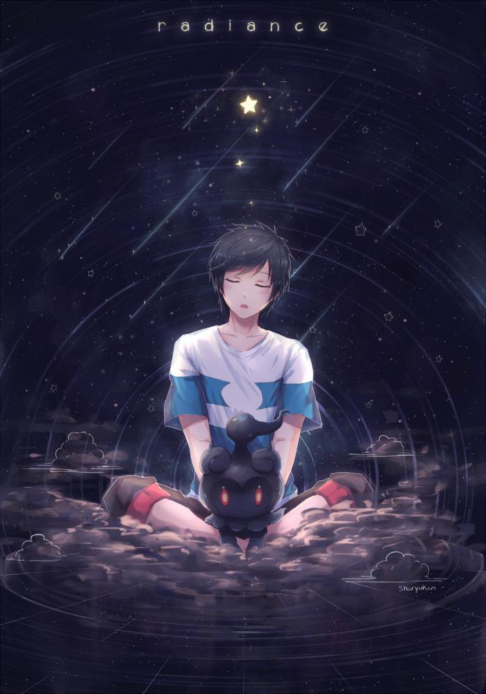 marshadow pokémon zerochan anime image board