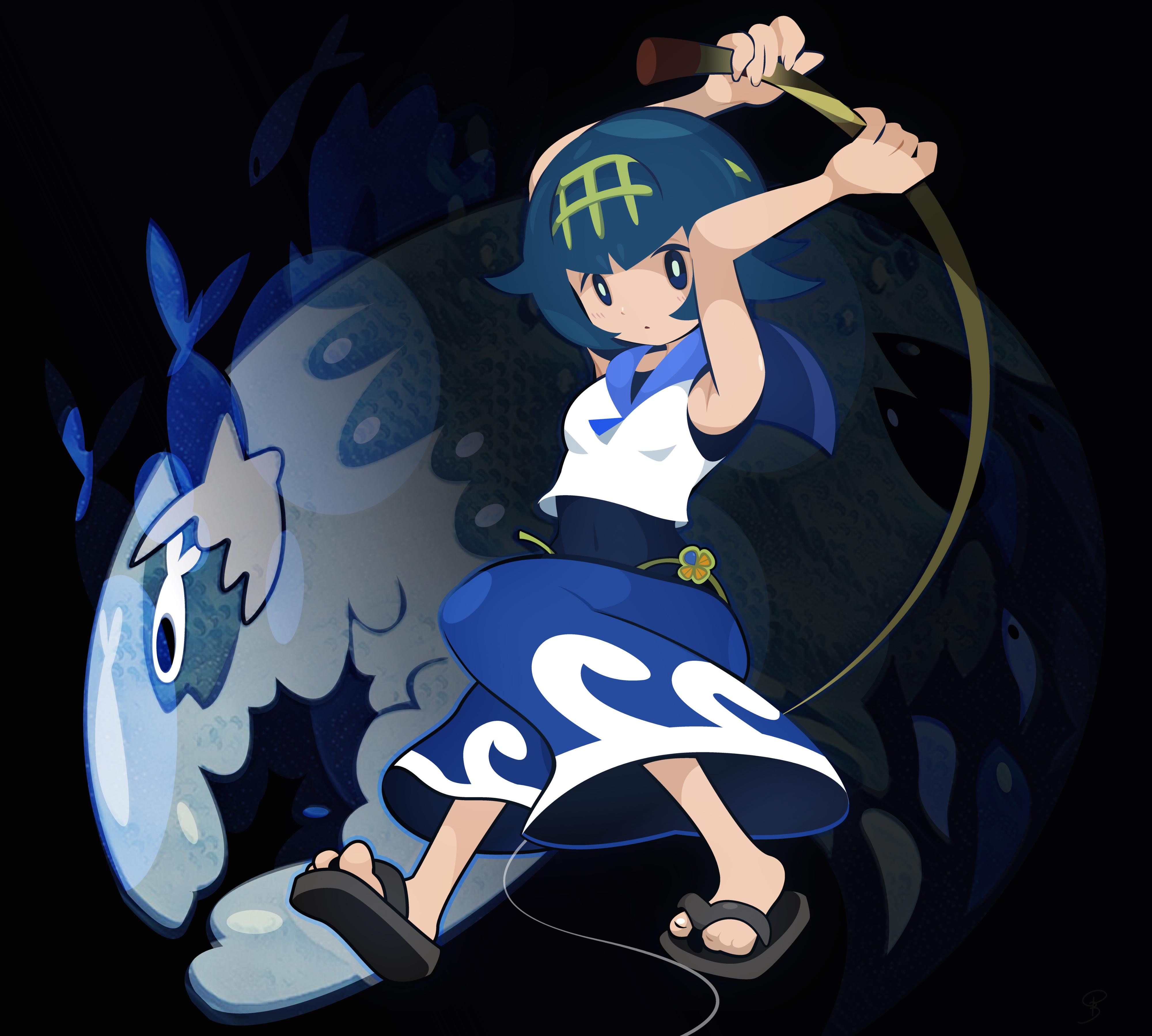 pok mon sun moon image 2139756 zerochan anime image board