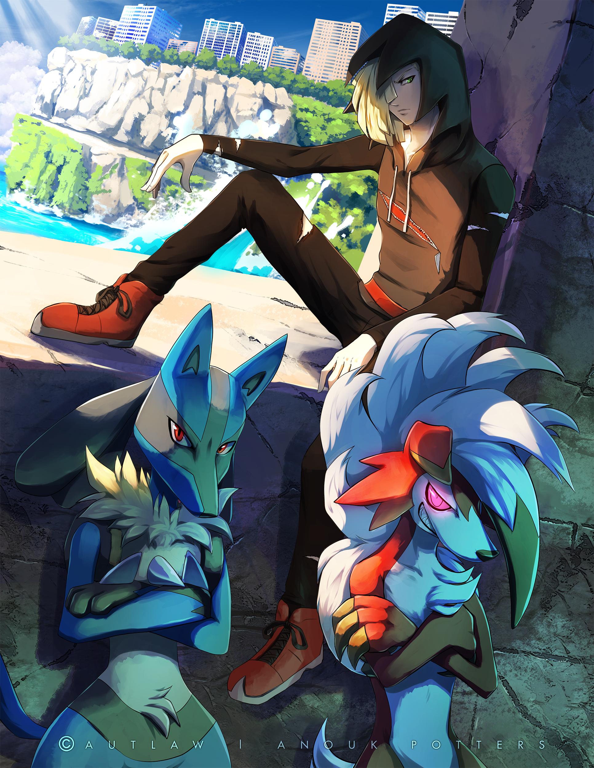 pokémon sun moon image 2243428 zerochan anime image board