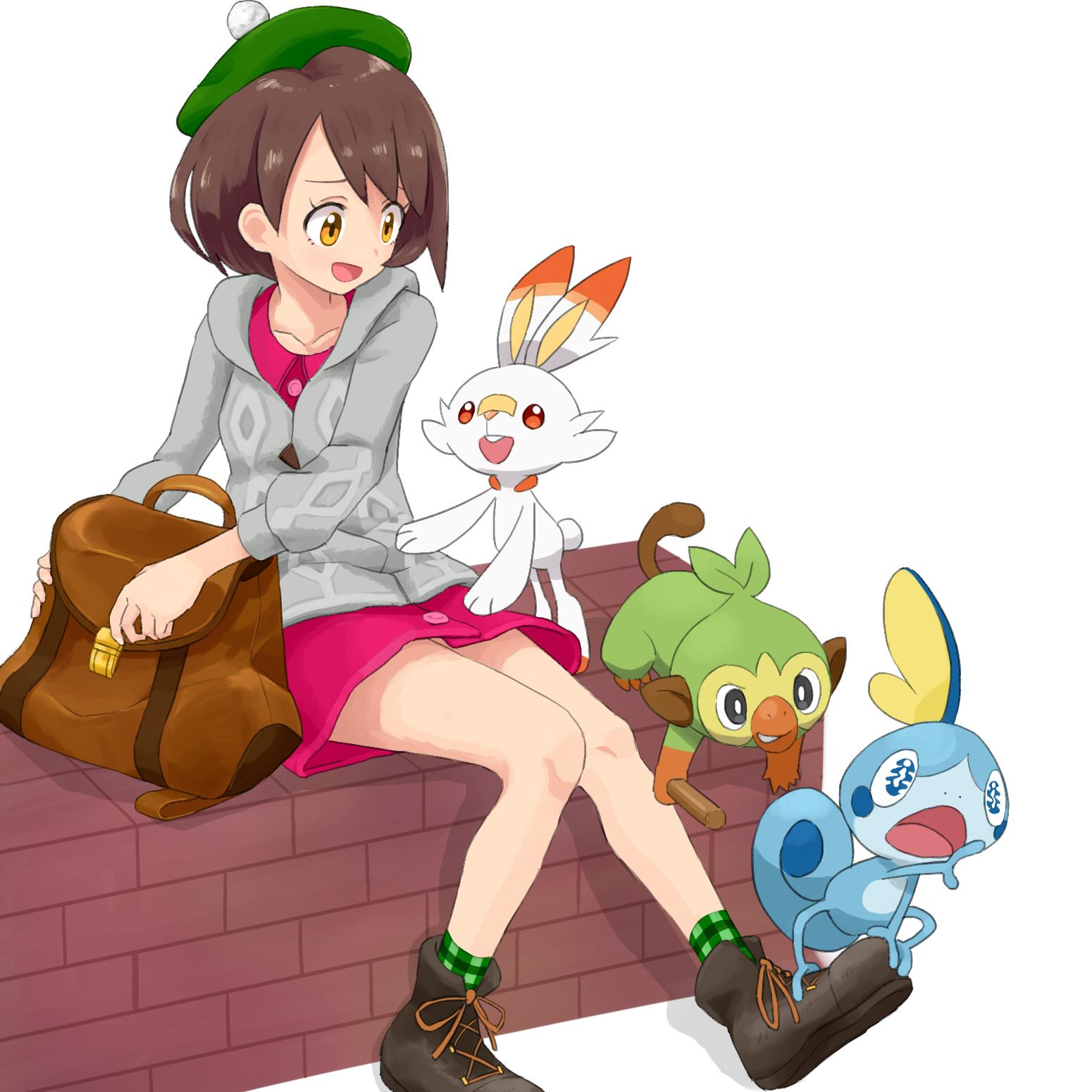 Pokemon Sword Shield Zerochan Anime Image Board