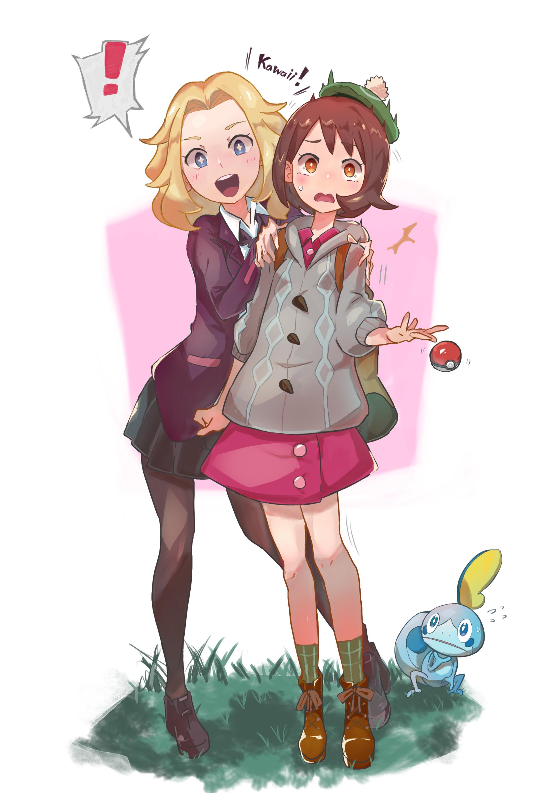 Pokemon Sword Shield Image 2508117 Zerochan Anime Image Board