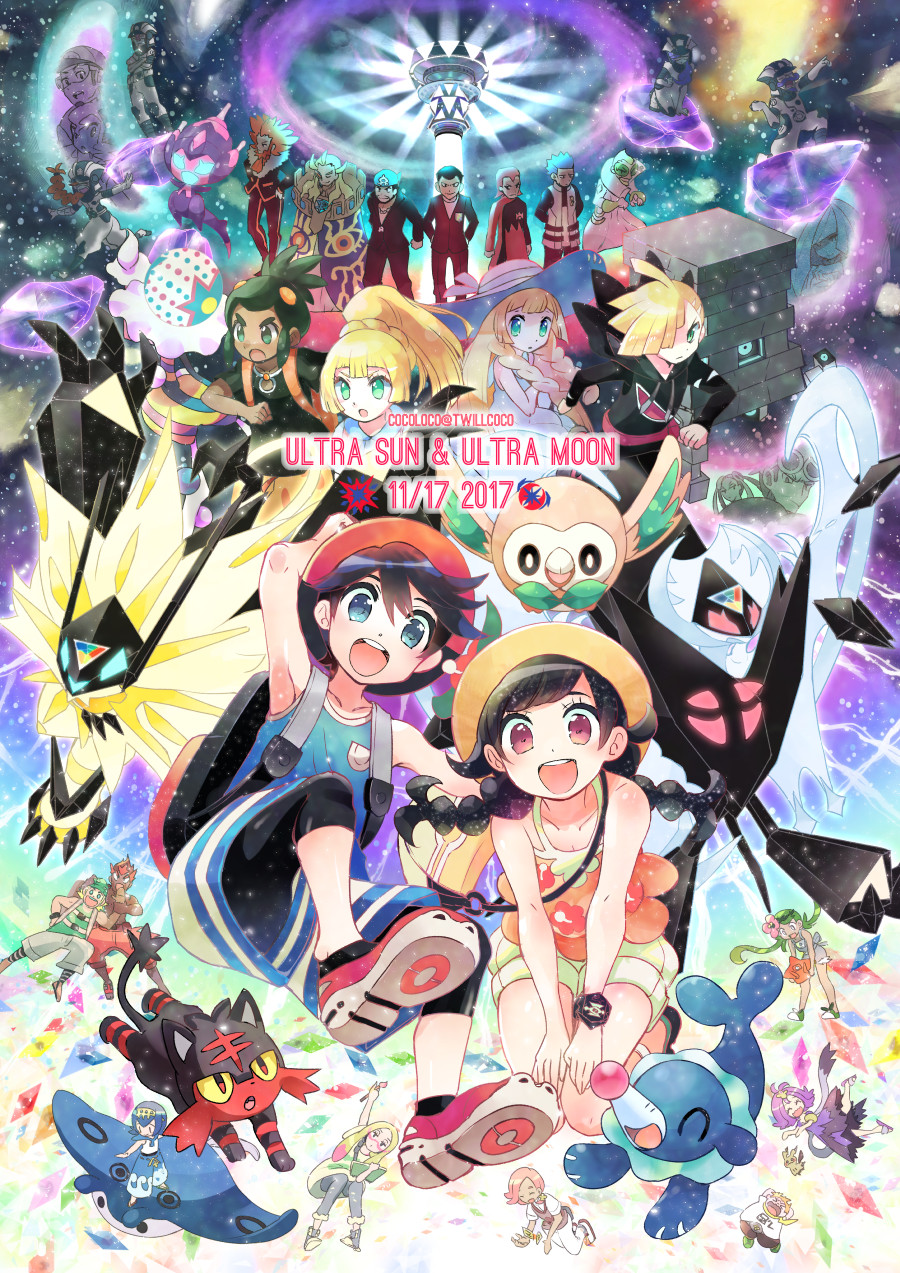 Matsurika Pokemon Pokemon Sun Moon Zerochan Anime Image Board