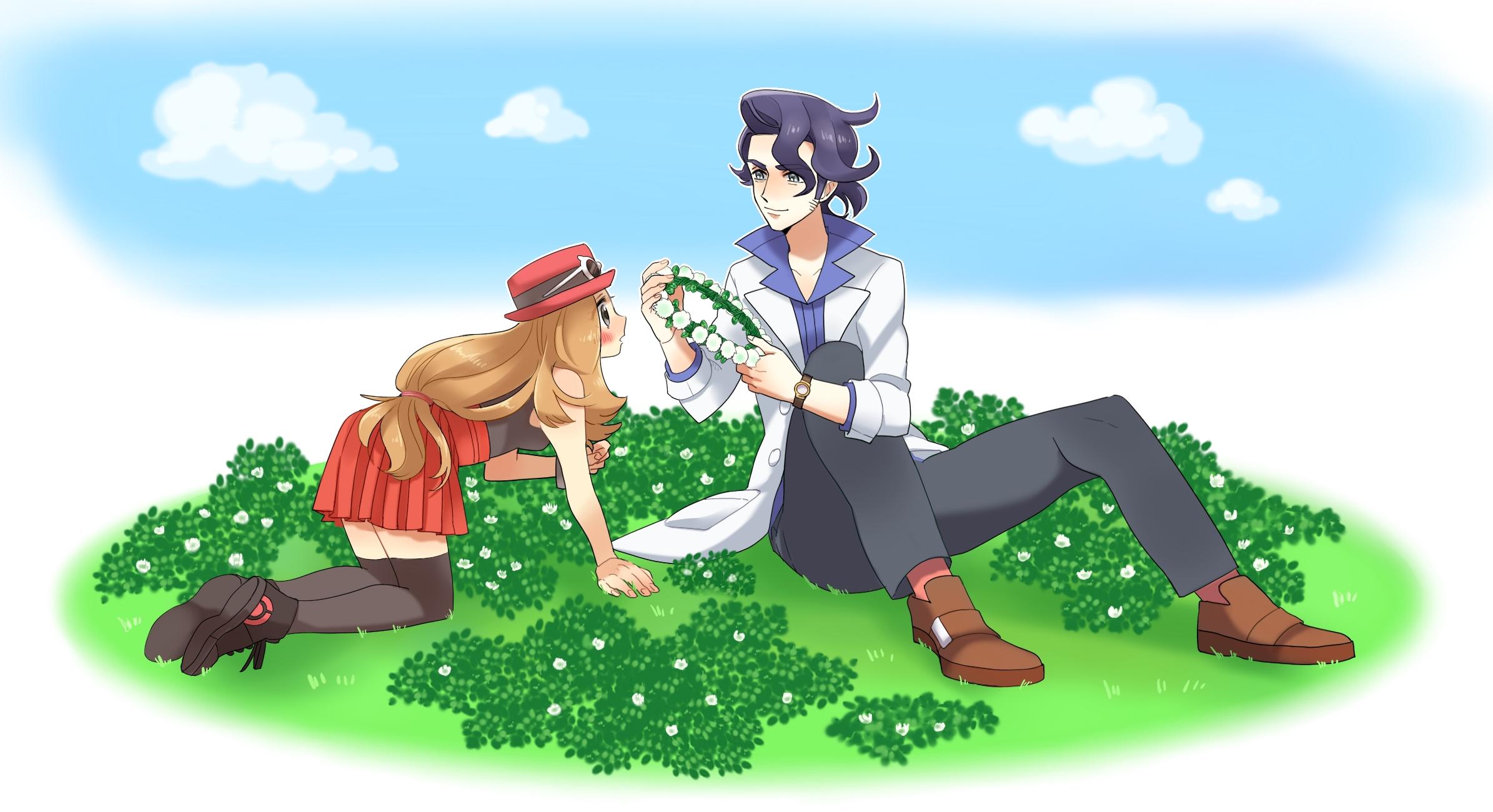 Pokemon X Amp Y Wallpaper 1547842 Zerochan Anime Image Board