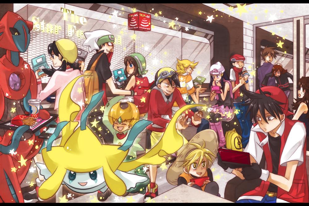 Characters Images Silver Pigstruction: Pokémon Image #1001663