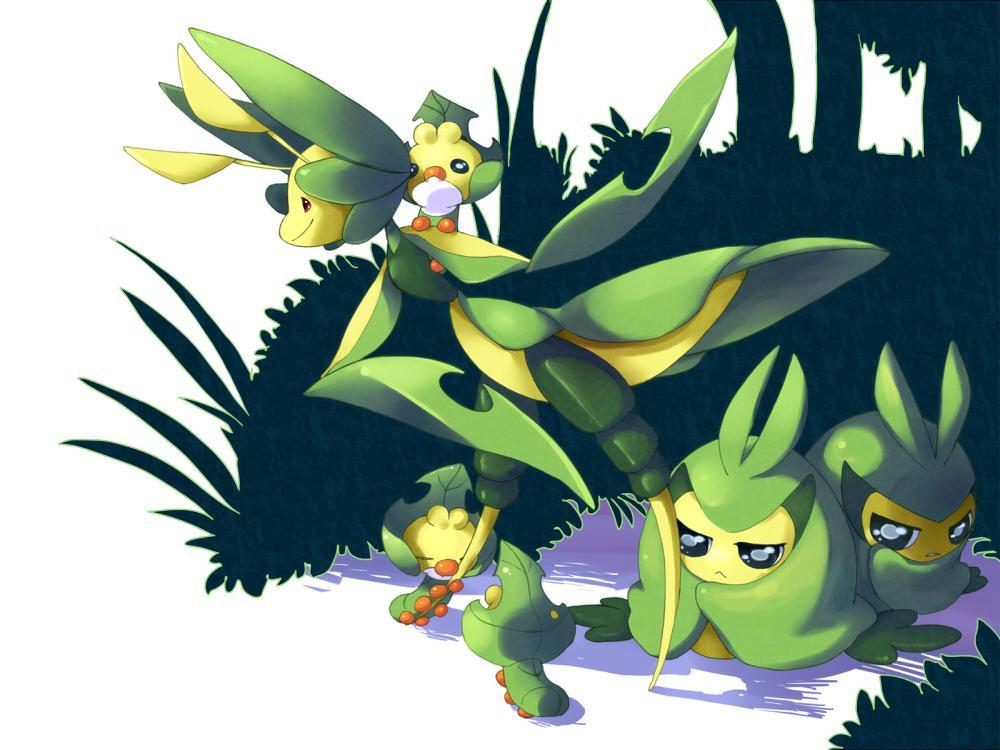 Id 1550040  Pok  233 mon  Sewaddle  Leavanny  Swadloon  Evolution FamilySewaddle Pokemon Evolution