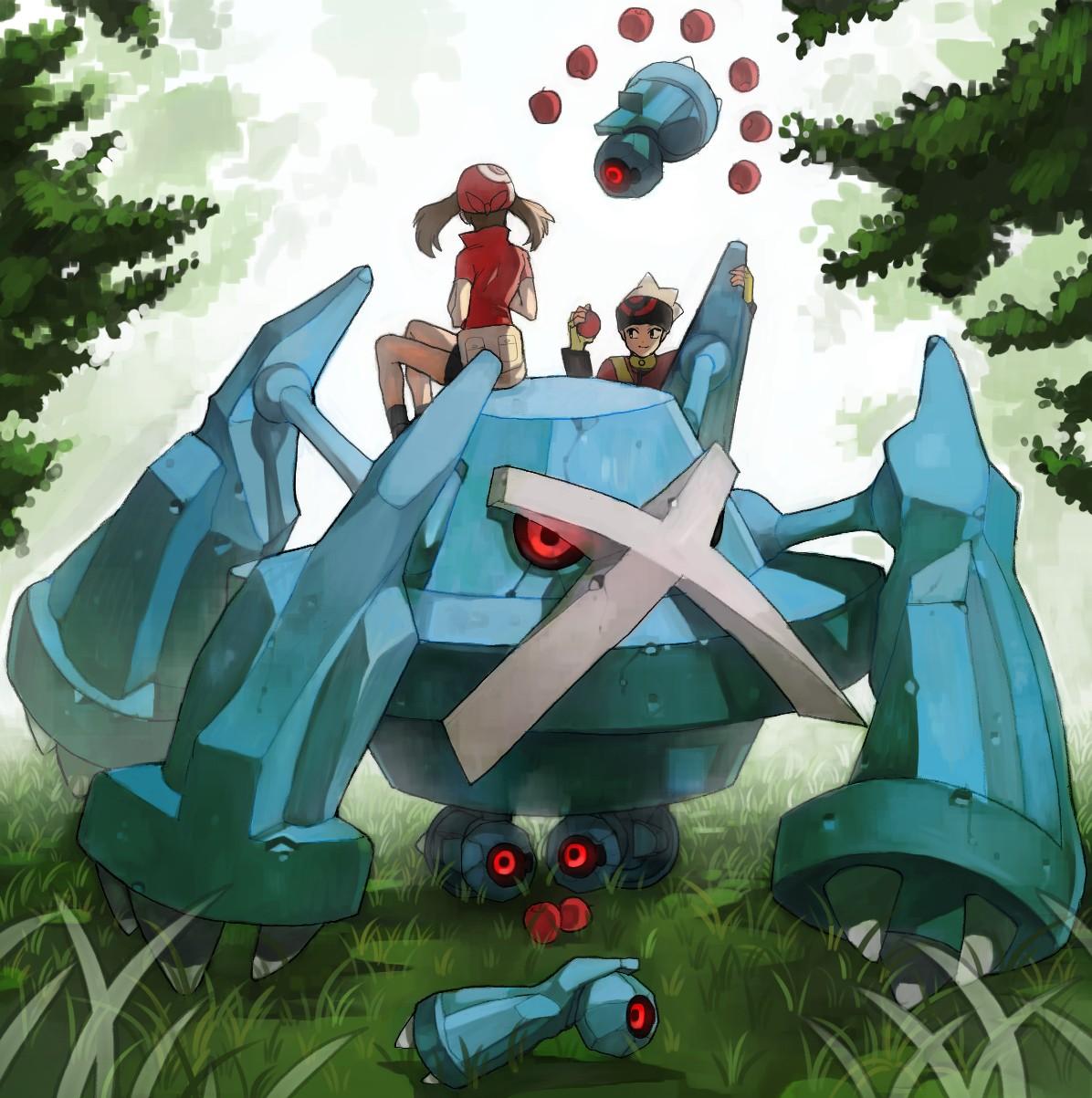 Beldum Pokémon Zerochan Anime Image Board