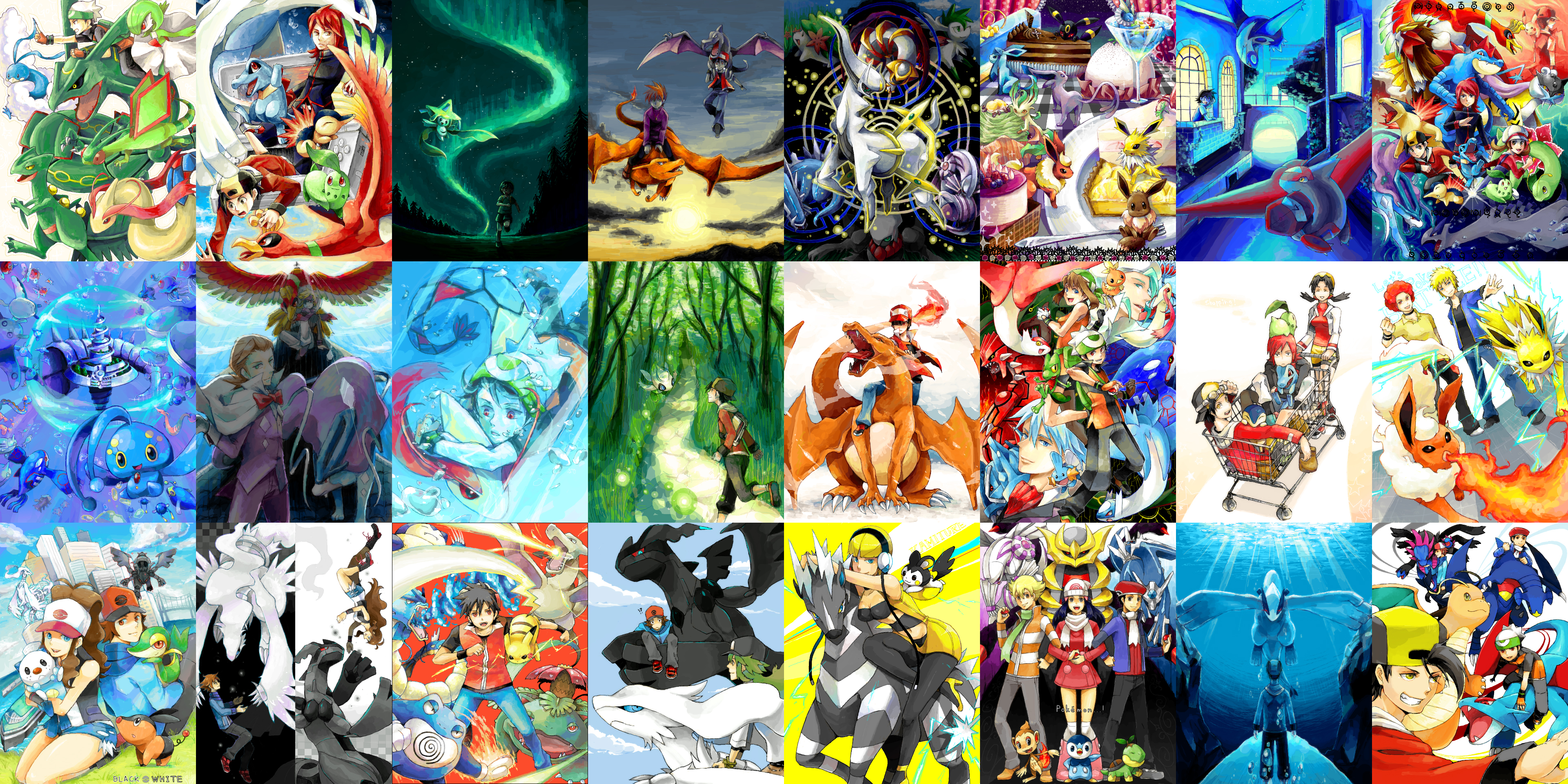 N Pokemon Wallpaper Zerochan Anime Image Board