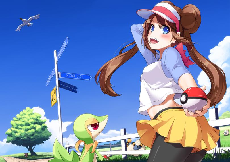Pok 233 Mon Image 1175678 Zerochan Anime Image Board