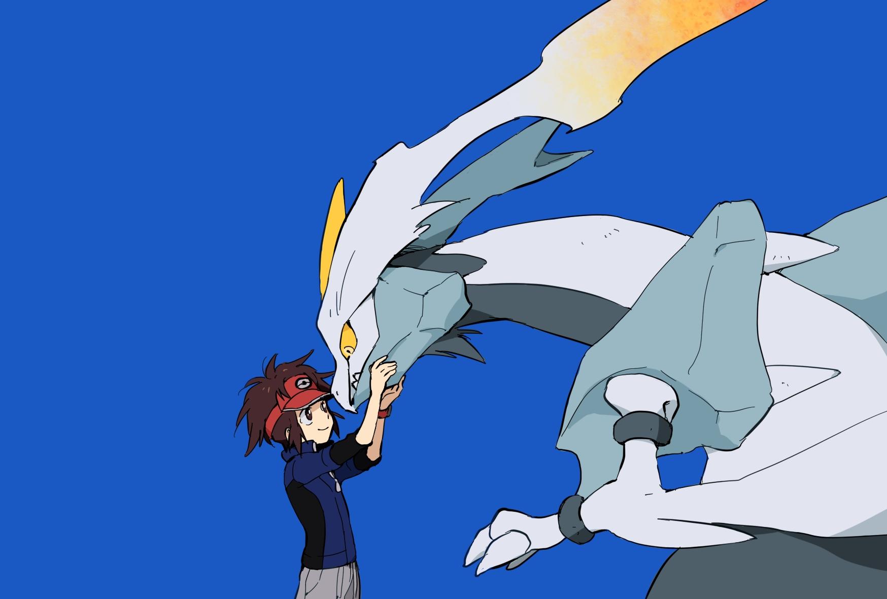 white kyurem pokémon zerochan anime image board