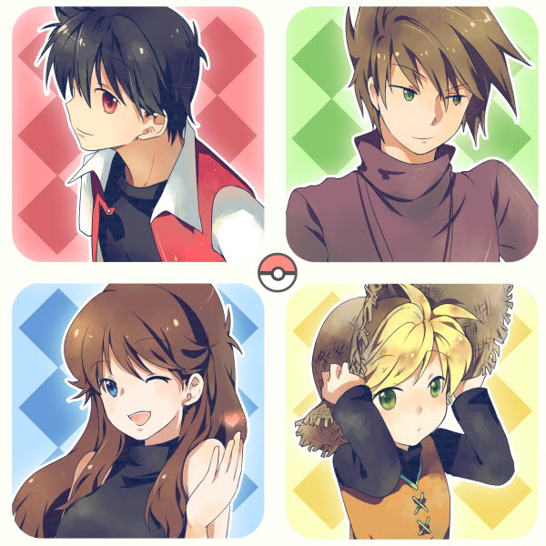 Pok 233 Mon Image 119978 Zerochan Anime Image Board