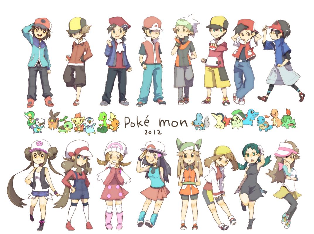 Pok 233 Mon Image 1206593 Zerochan Anime Image Board