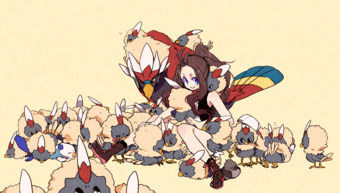 Pok 233 Mon Image 1301857 Zerochan Anime Image Board