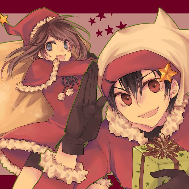 Gift, Christmas   page 11 - Zerochan Anime Image Board