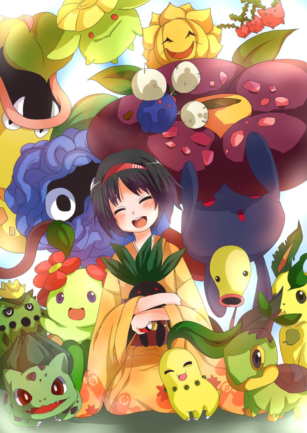 Sunflora Pokémon Page 2 Of 3 Zerochan Anime Image Board