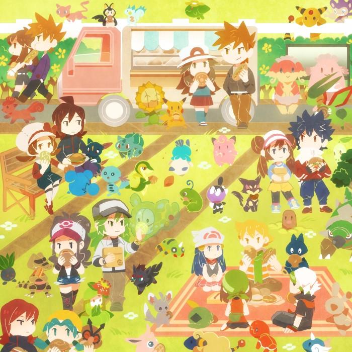 Pokémon/#1341609 - Zerochan | 700 x 700 jpeg 214kB