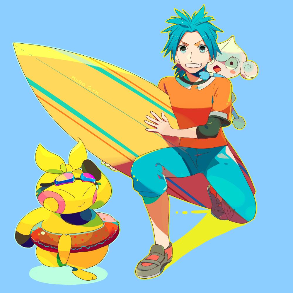 Makuhita Pok 233 Mon Zerochan Anime Image Board