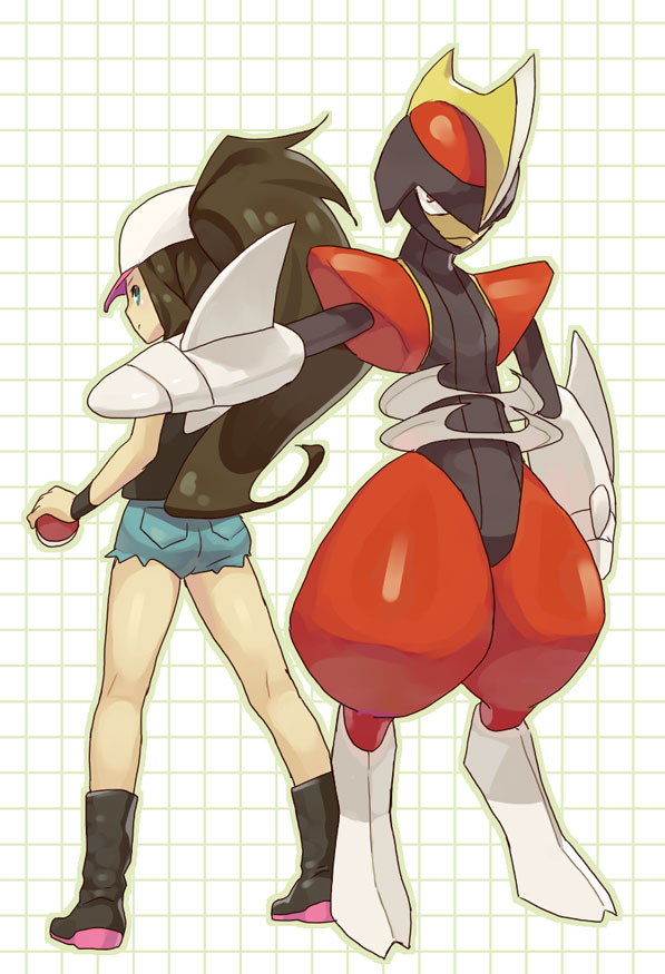 Bisharp Pok 233 Mon Zerochan Anime Image Board