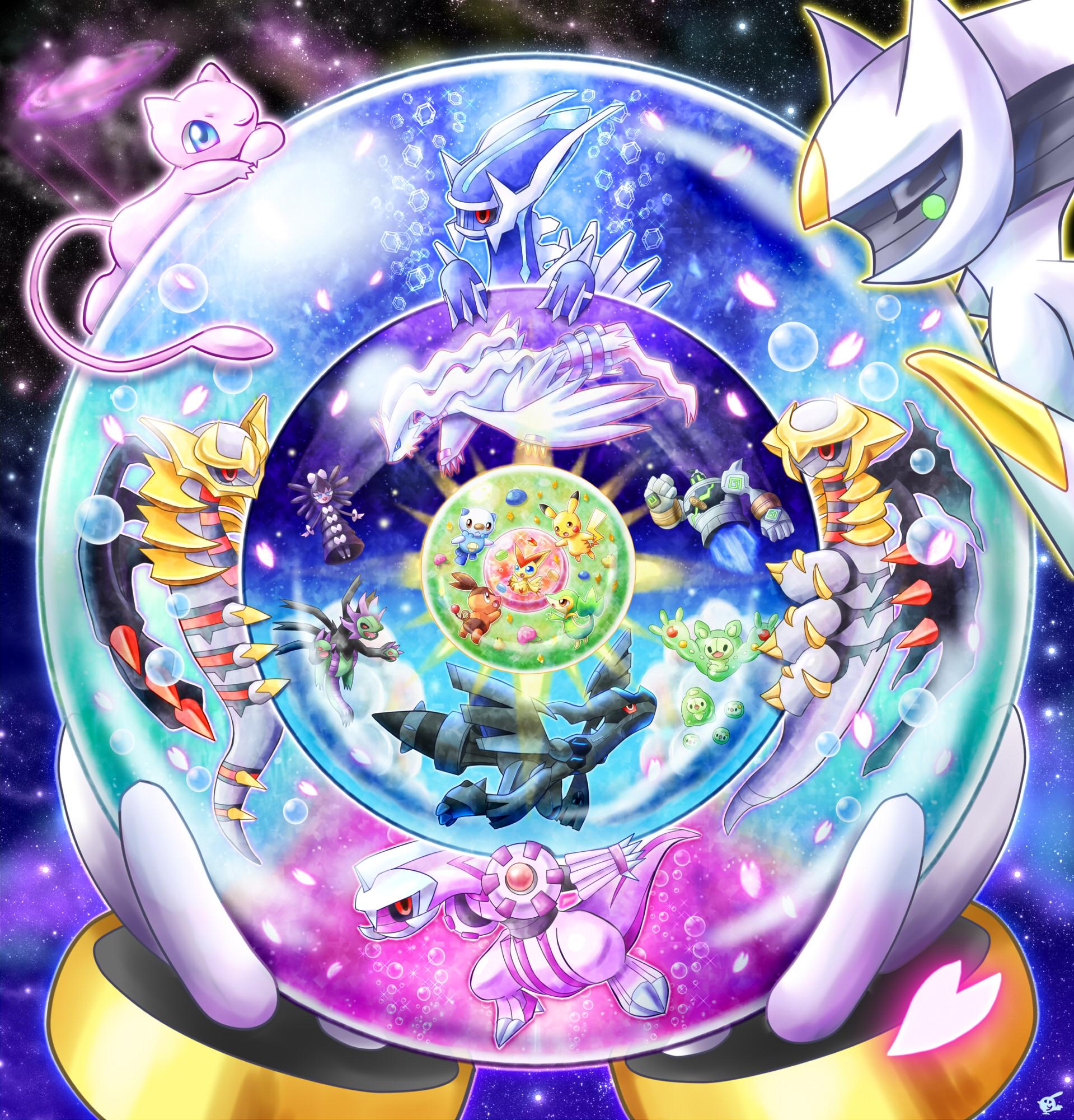 Arceus pok mon zerochan anime image board - Pokemon legendaire pokemon y ...