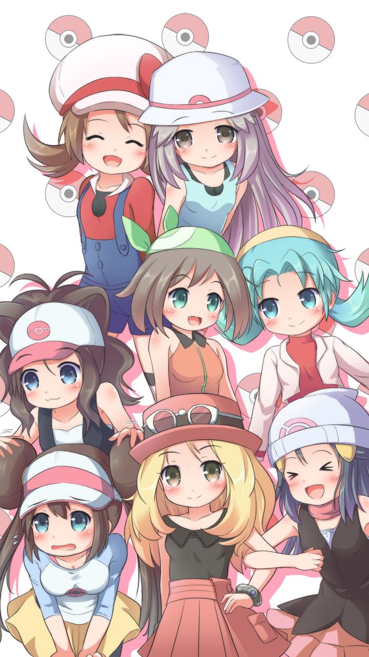 Pokemon Mobile Wallpaper 1508703 Zerochan Anime Image Board