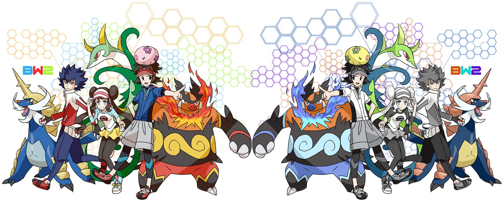 pokemon serperior wallpaper