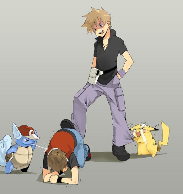 pokemon ash harem lemon fanfiction