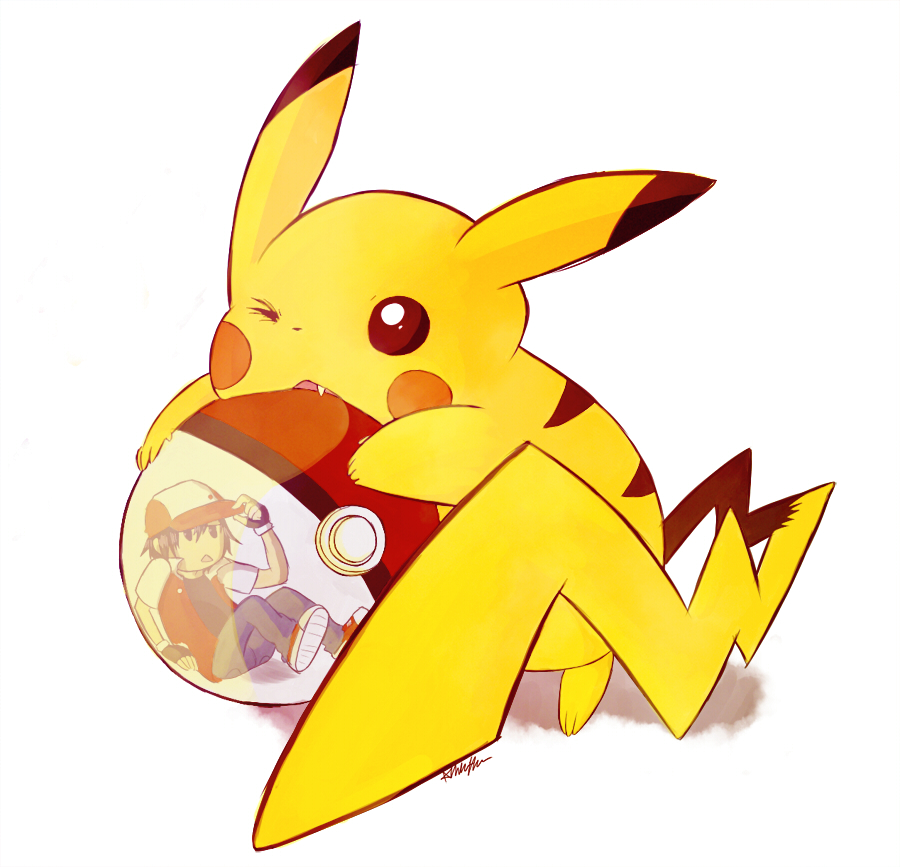 how to get pikachu in pokemon red