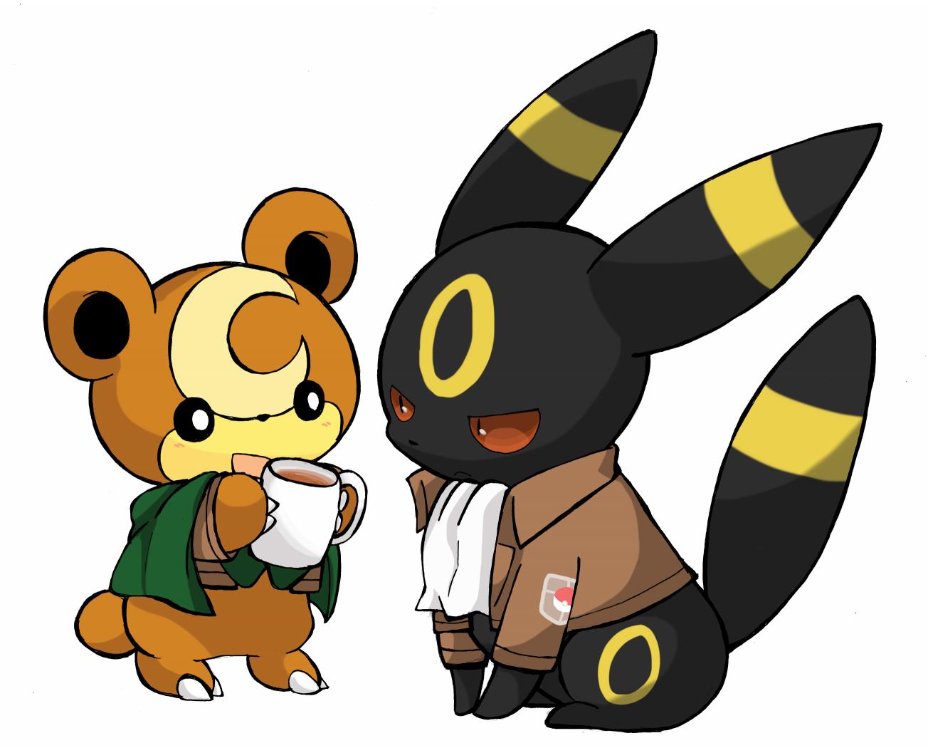 Image result for cute pokemon teddiursa