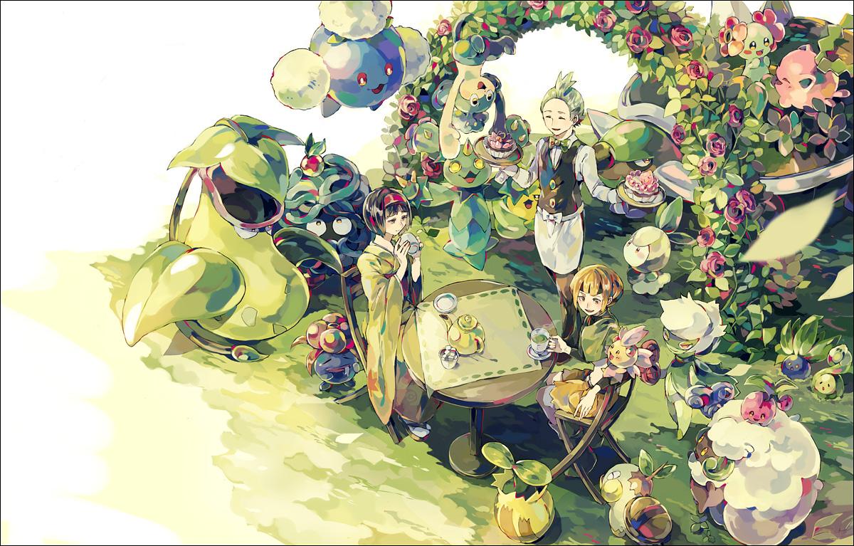 Pokemon 2114 Shiny Tangela Pokedex Evolution Moves