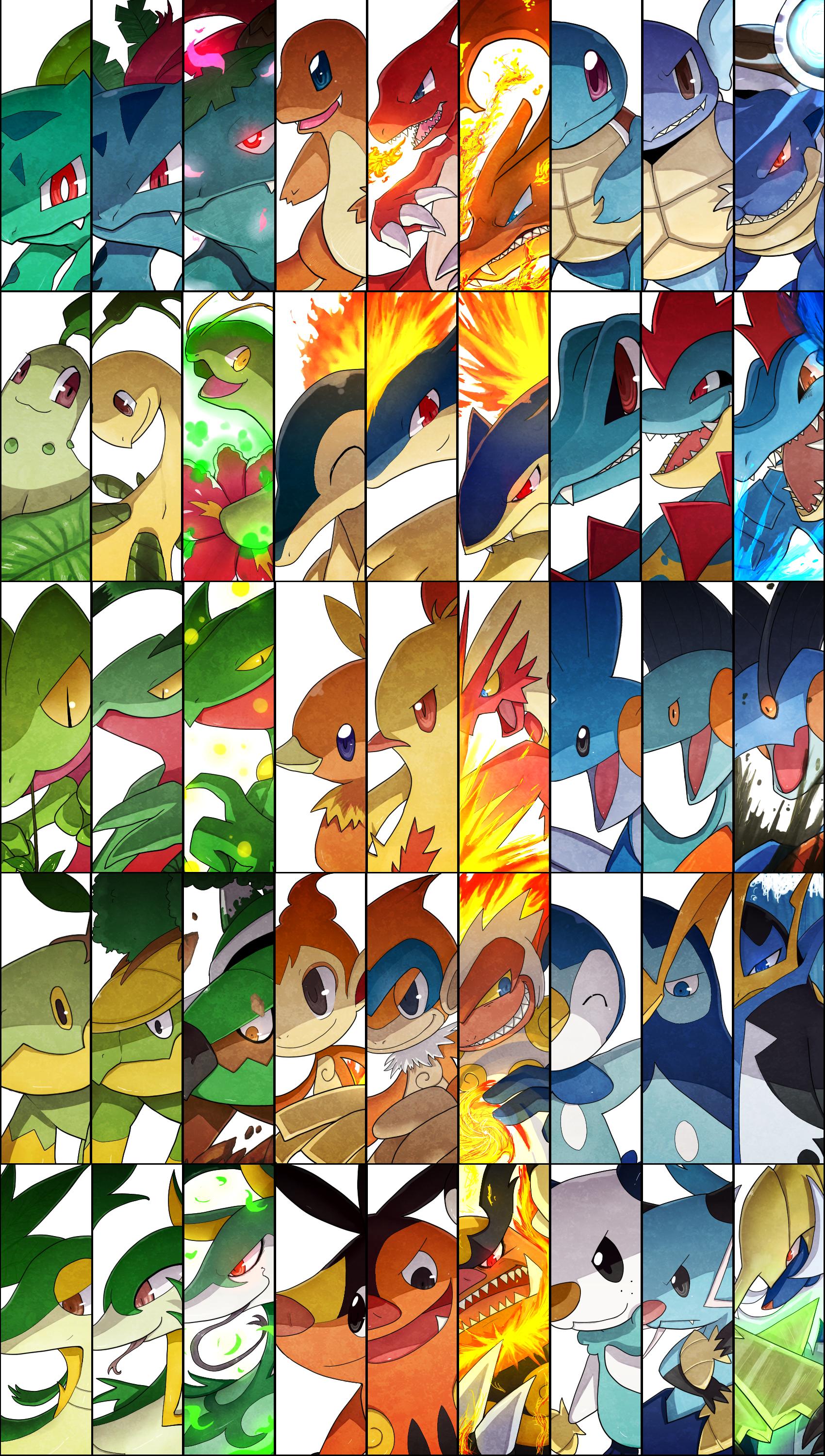 Pokémon Mobile Wallpaper Zerochan Anime Image Board