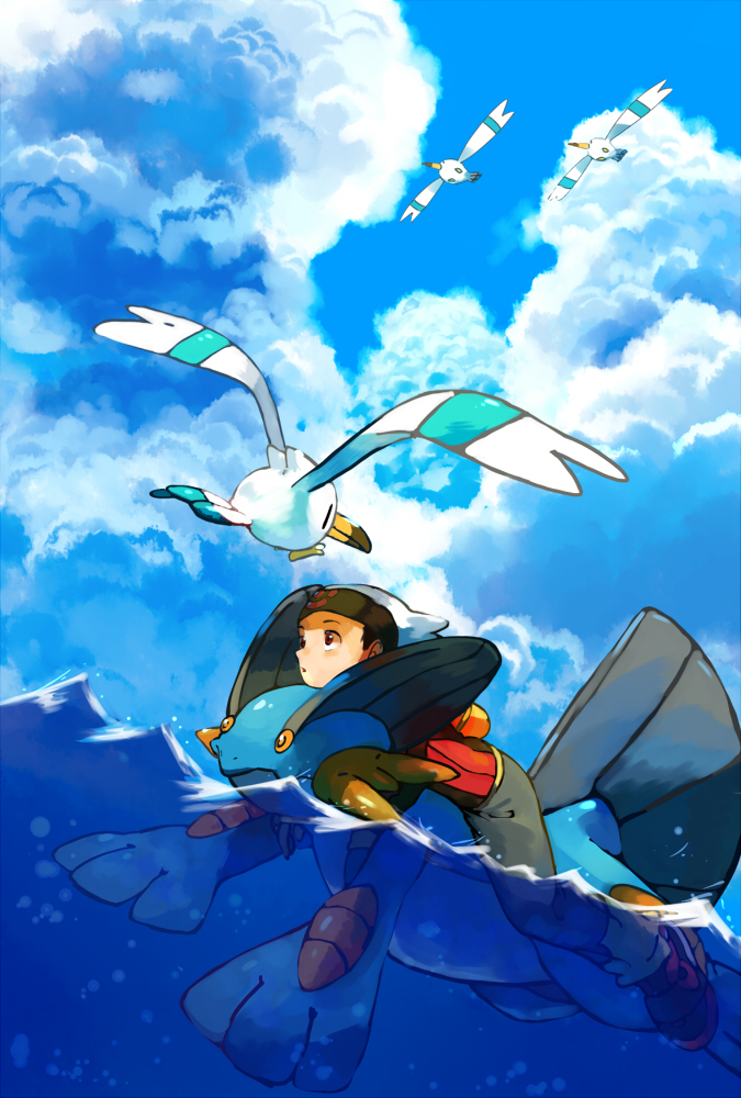 how to get dive pokemon glazed
