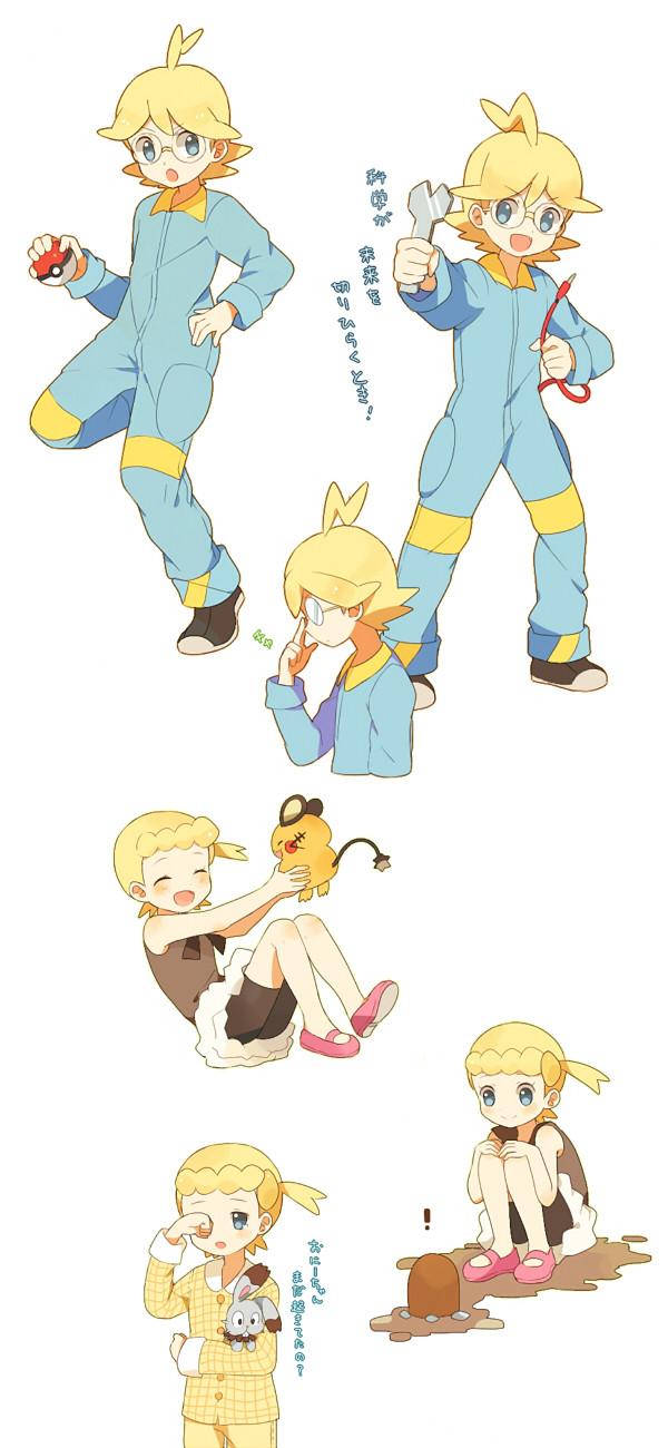 Eureka Pok 233 Mon Bonnie Pokemon Zerochan Anime Image