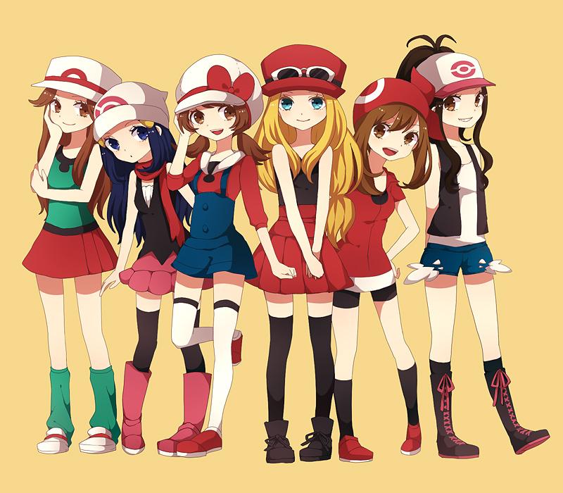 Images About Hilda Pokemon Hentai On Pinterest