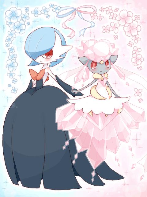 Pokemon human form gardevoir
