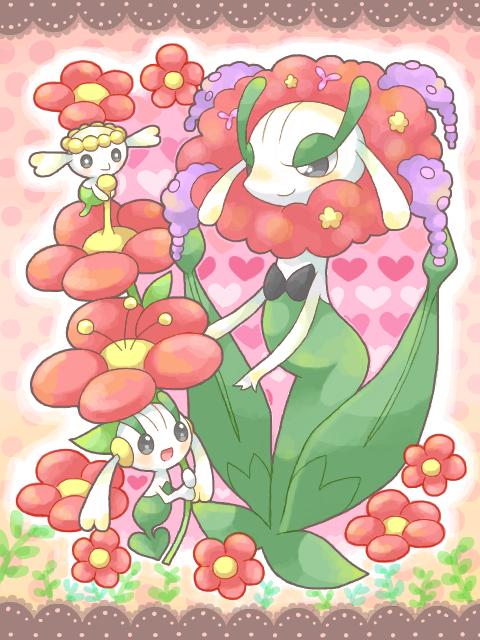 Shiny Florges