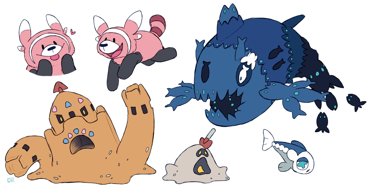 Pokémon Image #2028469 - Zerochan Anime Image Board for Sandcastle Pokemon  173lyp