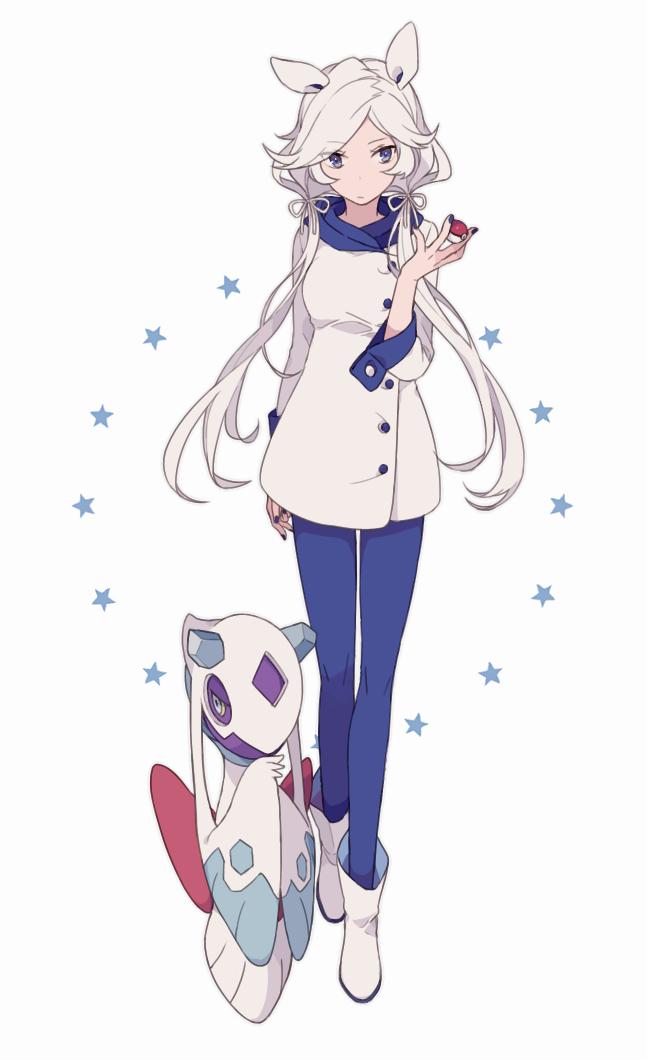 Tags: Anime, O-ishi, Pokémon, Froslass, Boost, Mobile Wallpaper, Pixiv, Fanart From Pixiv, Fanart, PNG Conversion