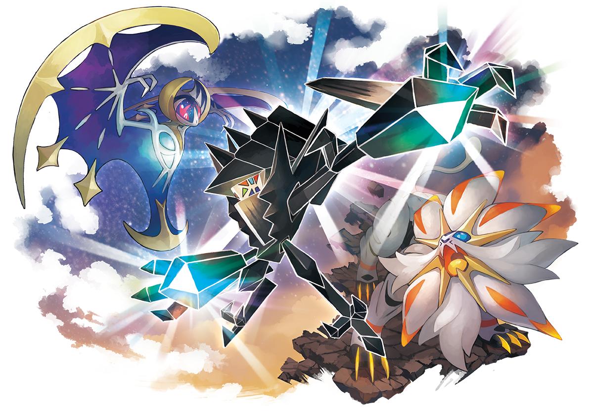 Necrozma - Pokémon - Zerochan Anime Image Board