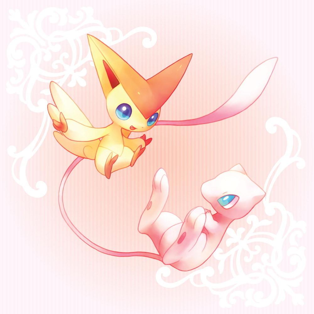 Mew Pokemon Wallpaper