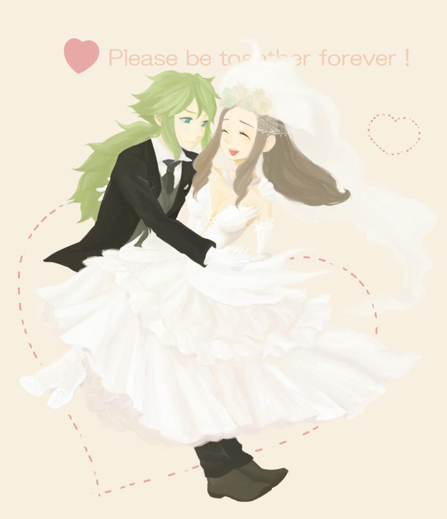 N and touko wedding - Tags Anime Pok Mon Touko Pok Mon N Pok Mon