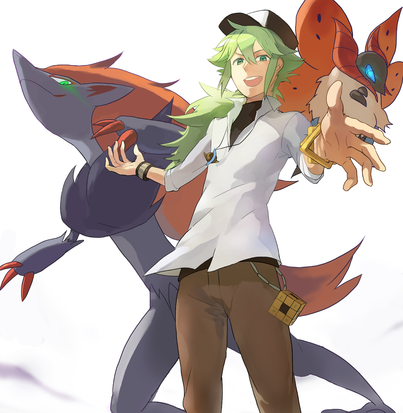 N Zoroark Pokémon Image #68...