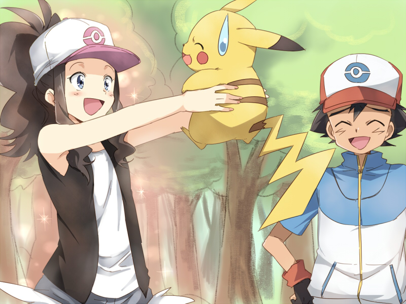 how to catch pikachu in pokemon white 2